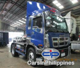 Picture of Isuzu EXD 4x2 Tractor Head Prime Mover Truck 6wheel Manual 2019