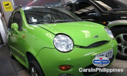 Pictures of Chery QQ 2008