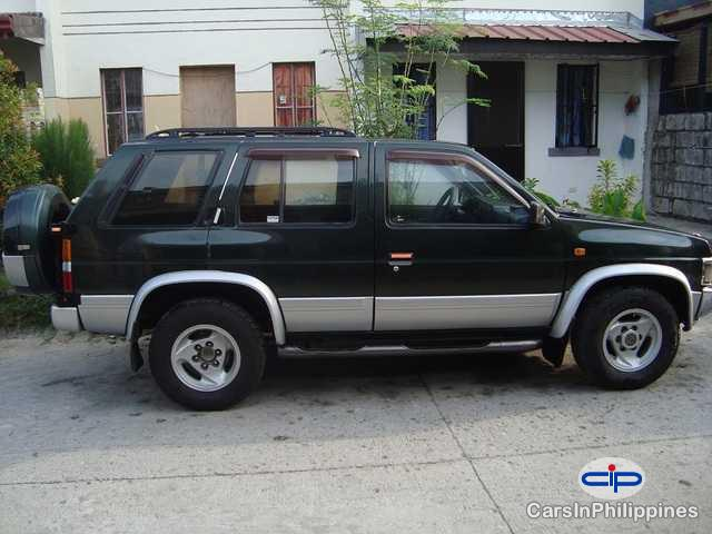 Picture of Nissan Terrano Manual 2008