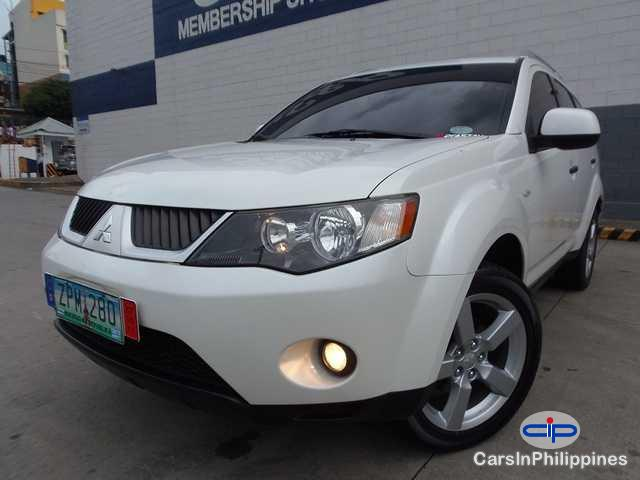 Picture of Mitsubishi Outlander Automatic 2007