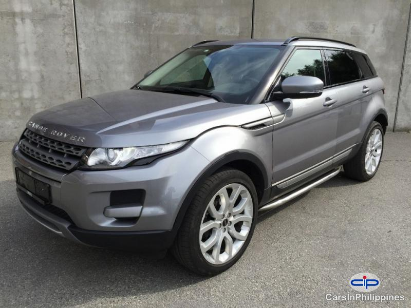 Picture of Land Rover Range Rover Automatic 2012