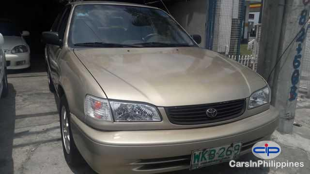 Picture of Toyota Manual 2000