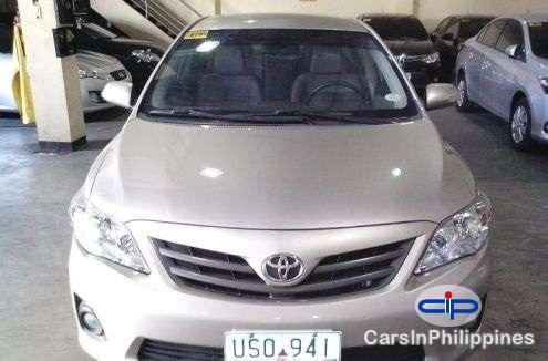 Picture of Toyota Corolla Manual 2013