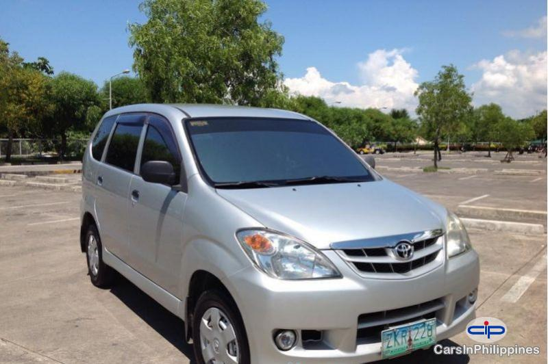 Picture of Toyota Avanza Manual