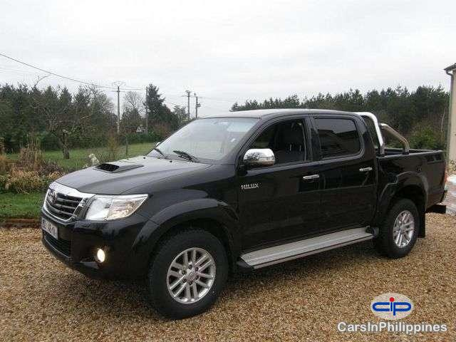 Picture of Toyota Hilux Automatic