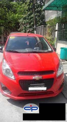 Picture of Chevrolet Spark Automatic 2015