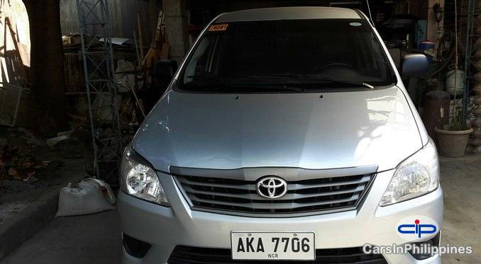Picture of Toyota Innova Manual 2015
