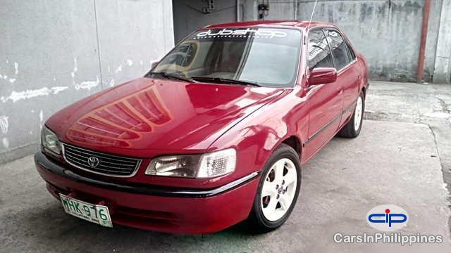 Picture of Toyota Corolla Manual 1999