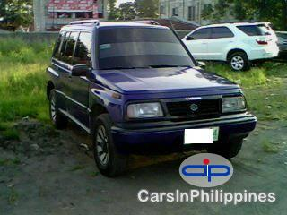 Picture of Suzuki Vitara Automatic