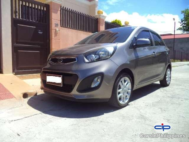 Picture of Kia Picanto Automatic 2011