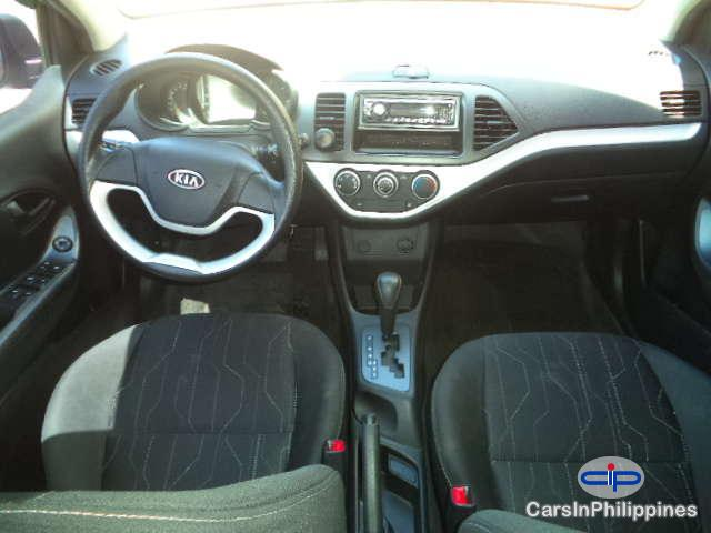 Kia Picanto Automatic 2011