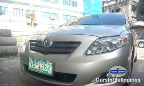 Picture of Toyota Corolla Automatic 2010