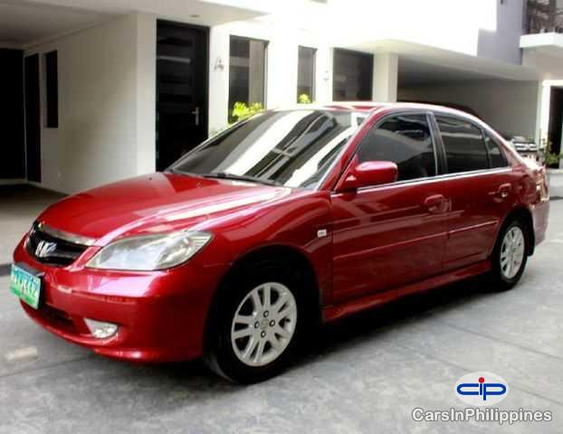 Picture of Honda Civic Manual 2005