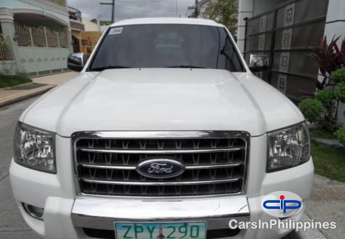 Picture of Ford Everest Manual 2008