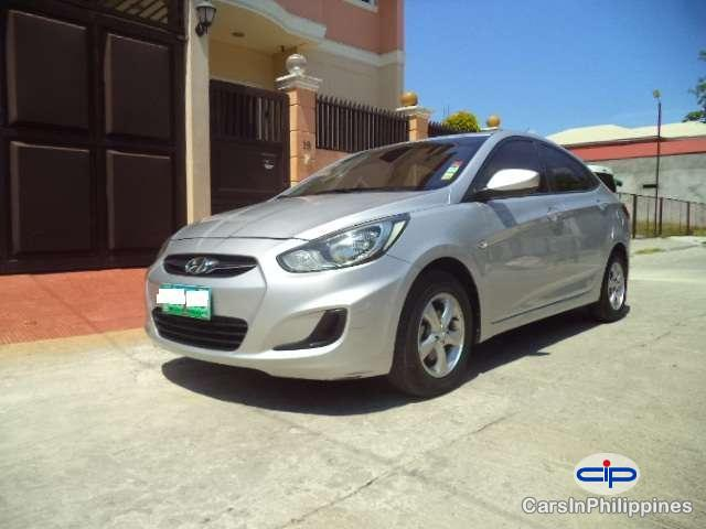 Picture of Hyundai Accent Automatic 2011