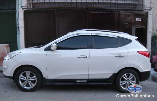 Picture of Hyundai Tucson Automatic 2010