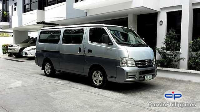 Picture of Nissan Urvan Manual 2005