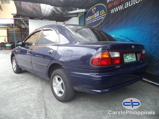 Picture of Mazda Manual 1998