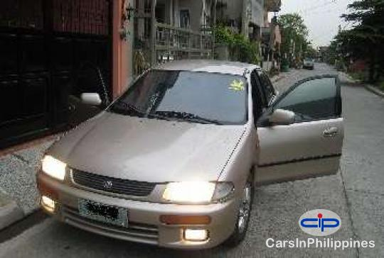 Picture of Mazda Familia Manual 1997