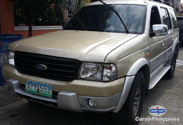 Picture of Ford Everest Automatic