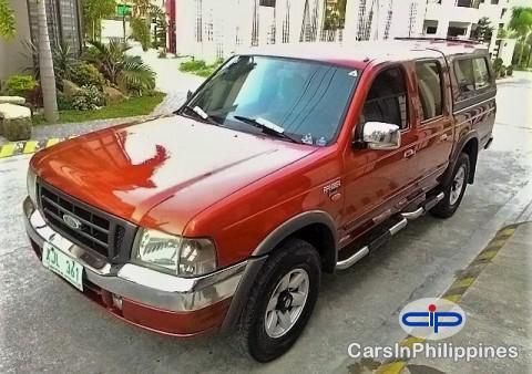 Picture of Ford Ranger Manual 2004