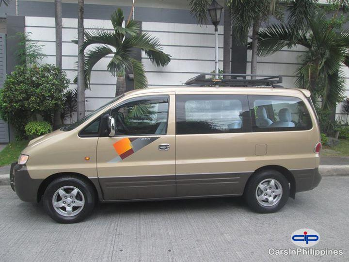Picture of Hyundai Starex Automatic