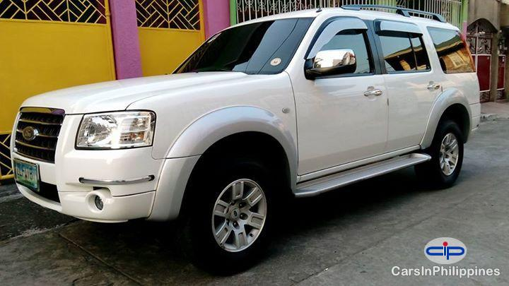 Picture of Ford Everest Manual