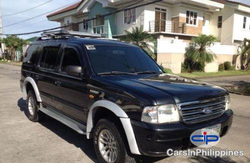 Picture of Ford Everest Automatic 2004