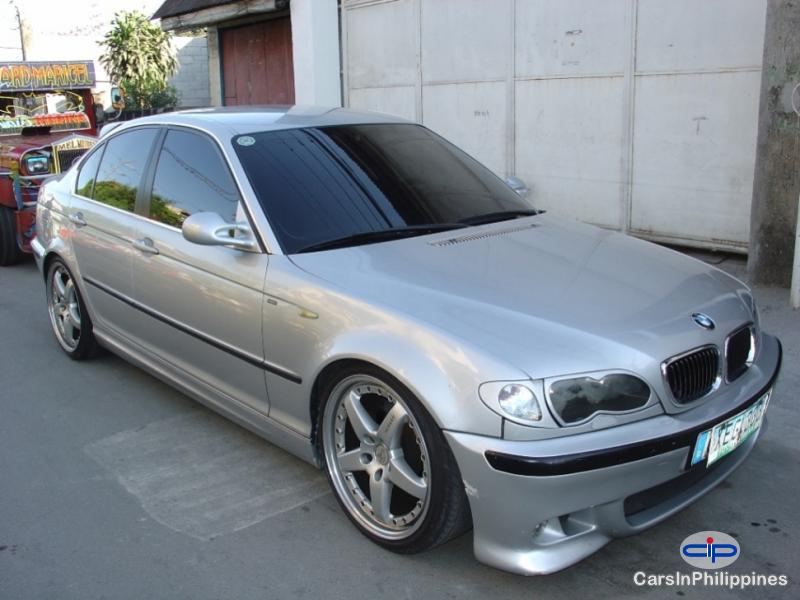 Picture of BMW 3 Series Automatic 2003