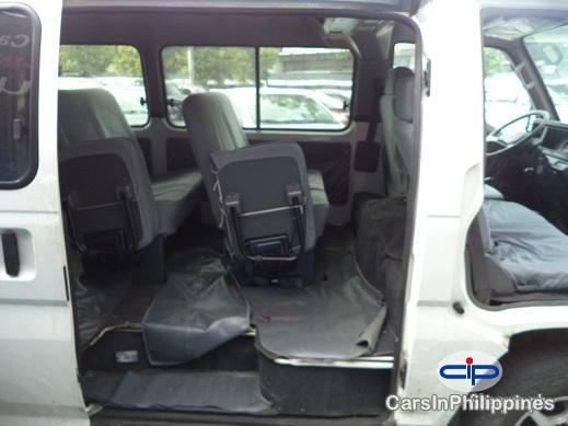 Picture of Nissan Urvan Manual 2014