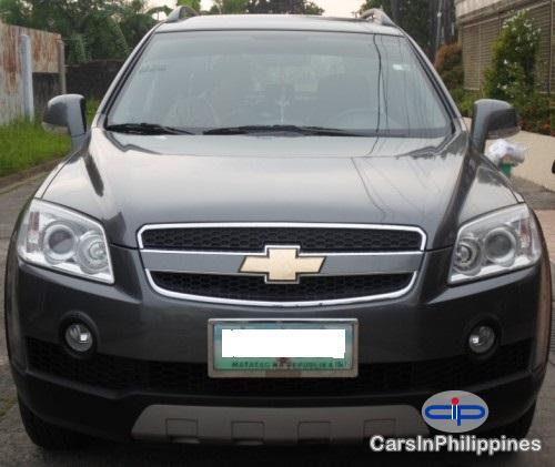 Used Chevrolet Captiva: Chevrolet Captiva Automatic 2007 For Sale
