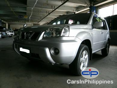 Picture of Nissan X-Trail Manual 2006