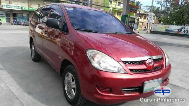 Picture of Toyota Innova Automatic