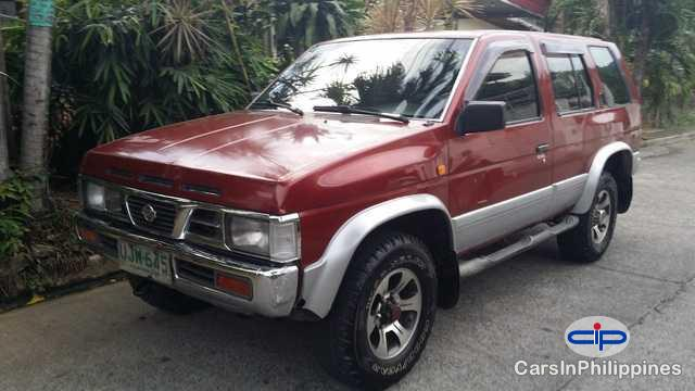 Picture of Nissan Terrano Manual