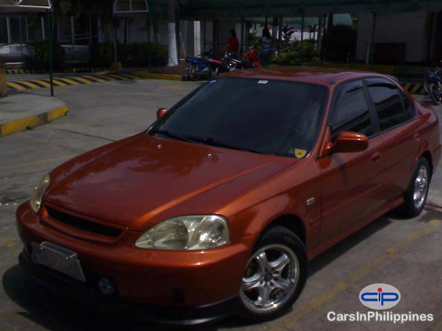 Picture of Honda Civic Manual