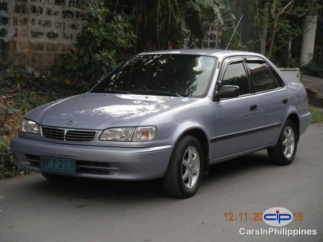Picture of Toyota Corolla Manual 2000