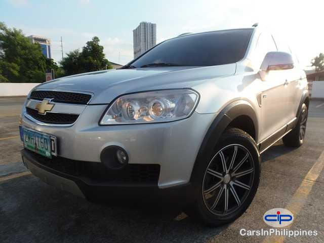 Picture of Chevrolet Captiva Manual 2008