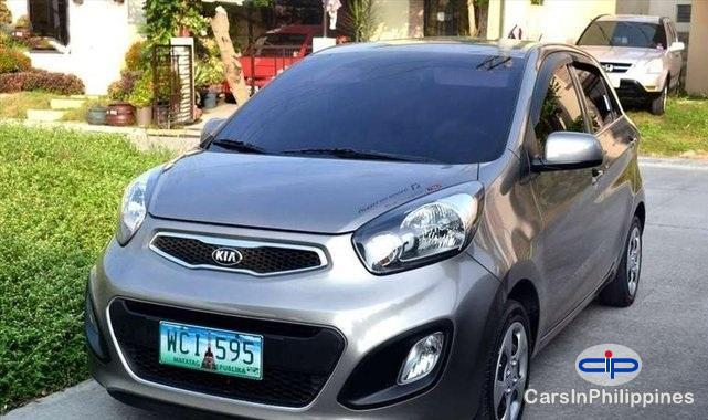 Picture of Kia Picanto Automatic 2014