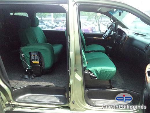 Picture of Hyundai Starex Automatic 2001