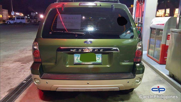 Ford Escape Automatic 2008