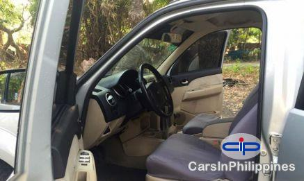 Ford Everest Manual 2012 in Philippines