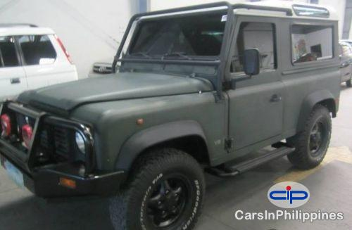 Picture of Land Rover Defender Automatic 1997