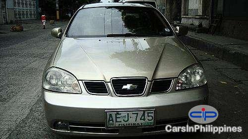 Picture of Chevrolet Optra Manual