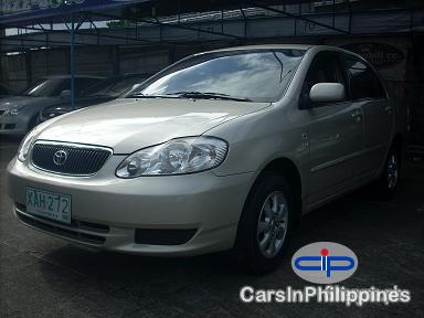 Picture of Toyota Corolla Automatic 2001