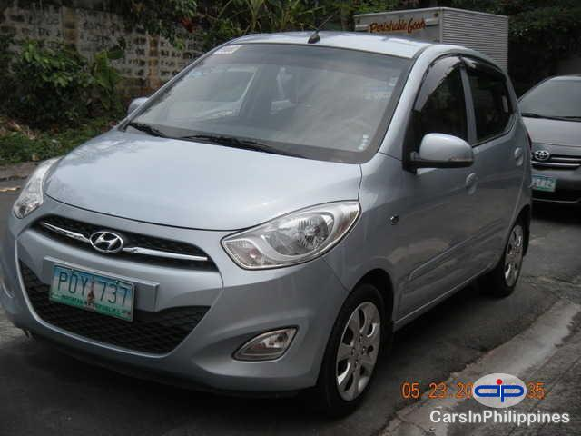 Picture of Hyundai i10 Automatic 2011