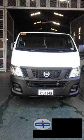 Picture of Nissan Urvan Manual 2015