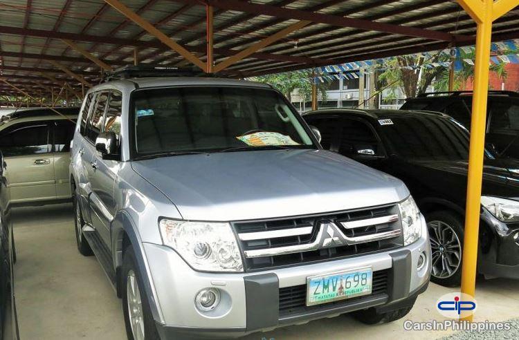 Picture of Mitsubishi Pajero