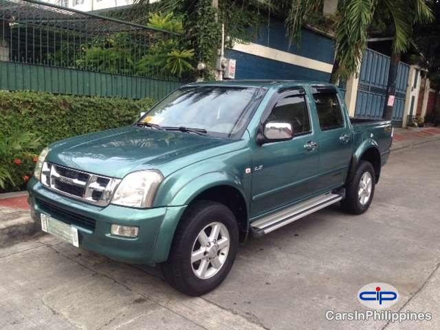 Picture of Isuzu D-Max Automatic
