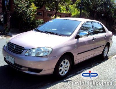 Picture of Toyota Corolla Automatic 2003