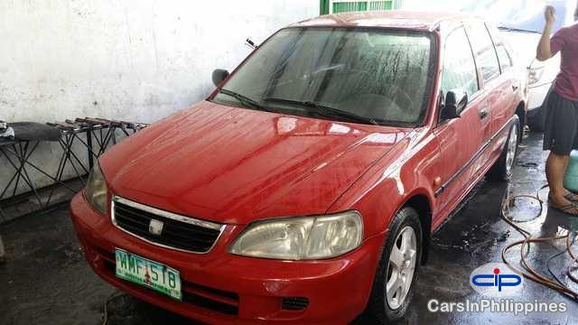 Picture of Honda City Manual 2001